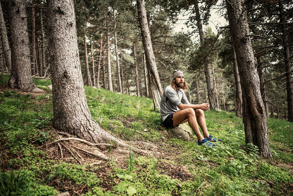 Anton Krupicka, Ultra Runner, Pyrenees, Northern Spain